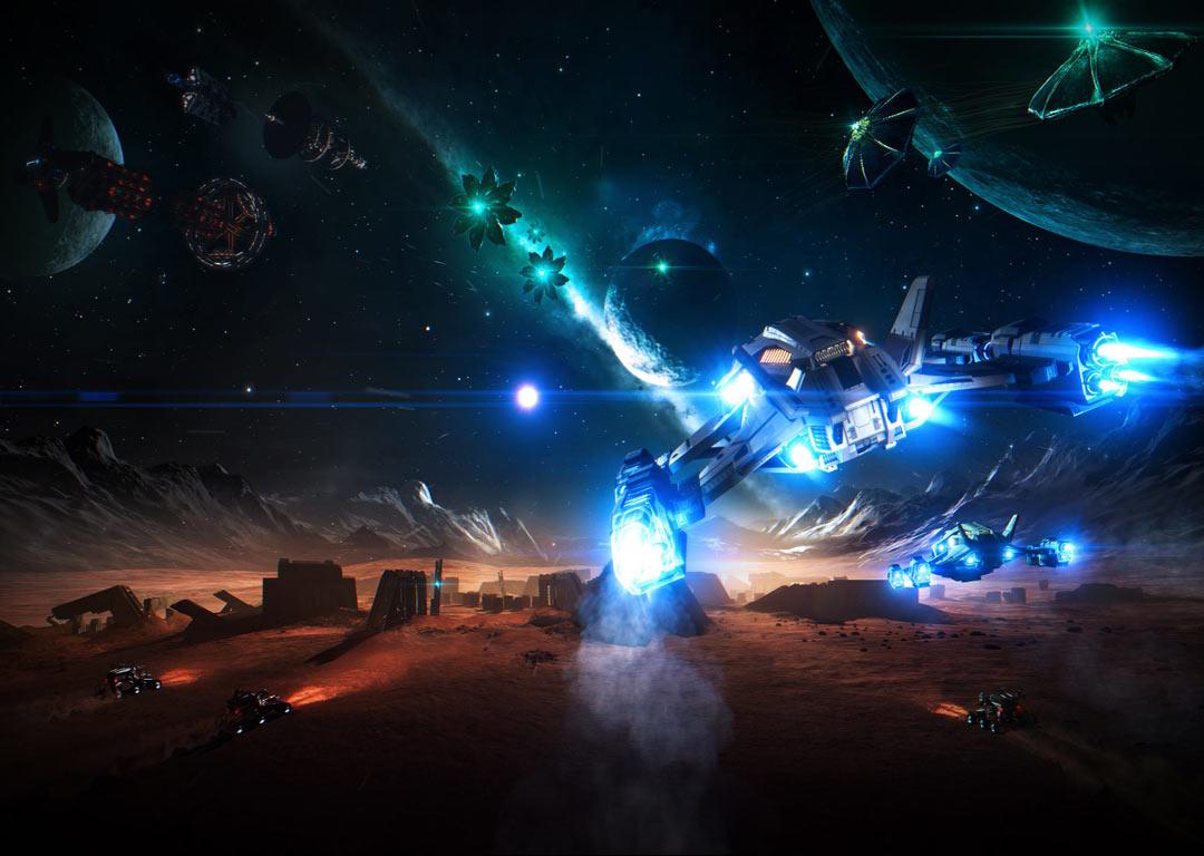 بررسی و نگاهی به داستان بازی جذاب Elite Dangerous – Horizons