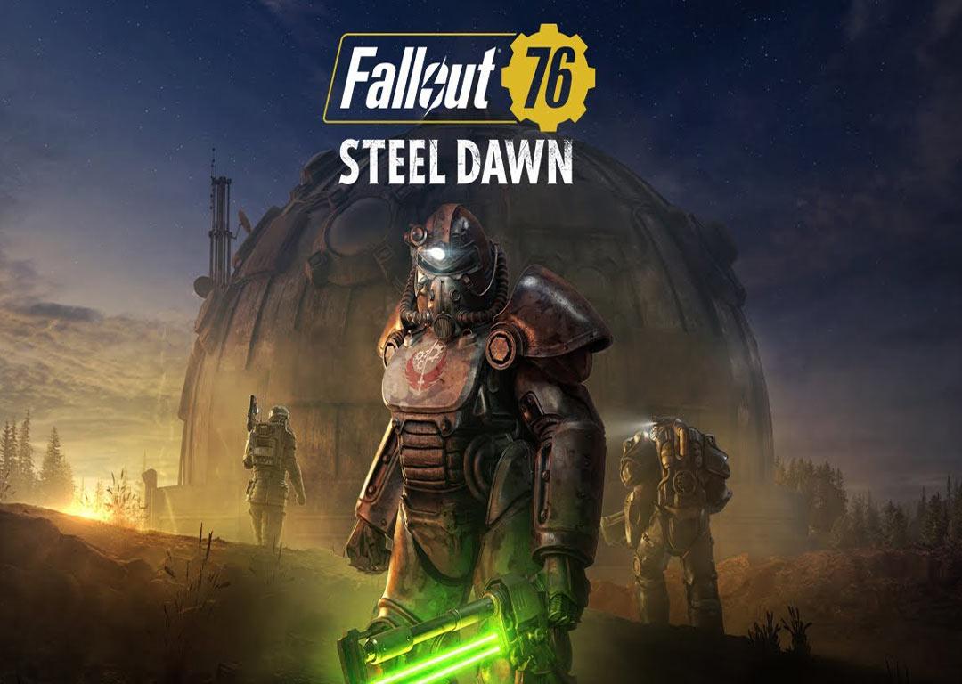 معرفی و بررسی بازی هیجانی Fallout 76: Steel Dawn