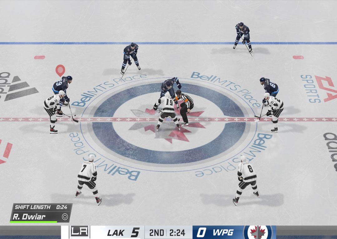 معرفی و بررسی بازی هاکی روی یخ NHL 21