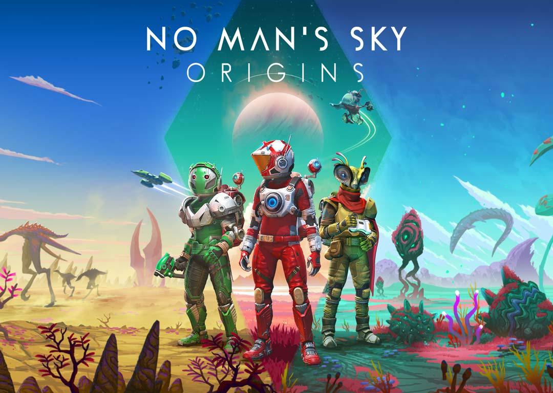 معرفی و بررسی آپدیت جدید بازی No Man's Sky به نام Origins