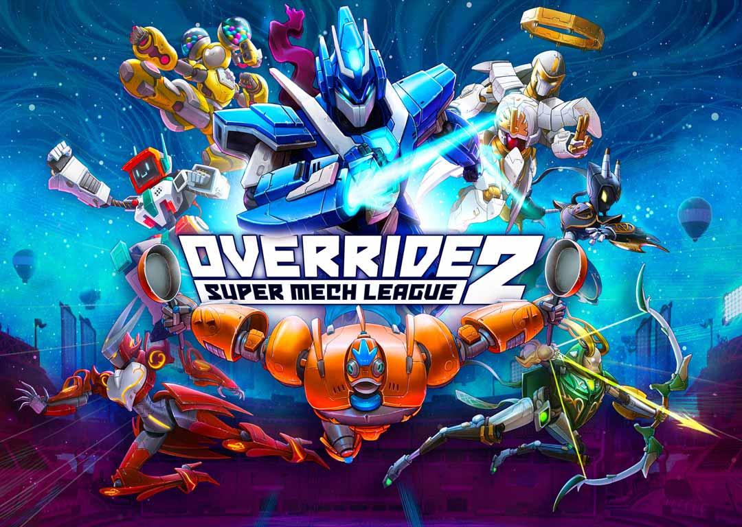 معرفی و بررسی بازی هیجانی Override 2: Super Mech League