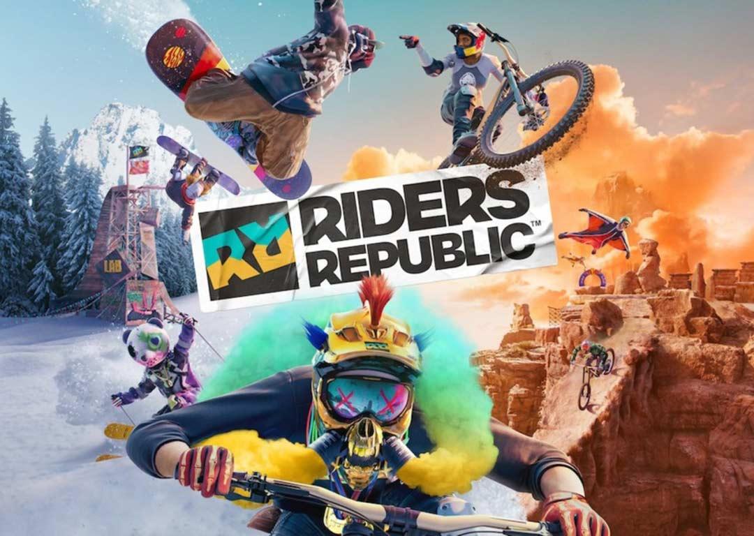 بررسی و نگاهی به داستان بازی جذاب Riders Republi
