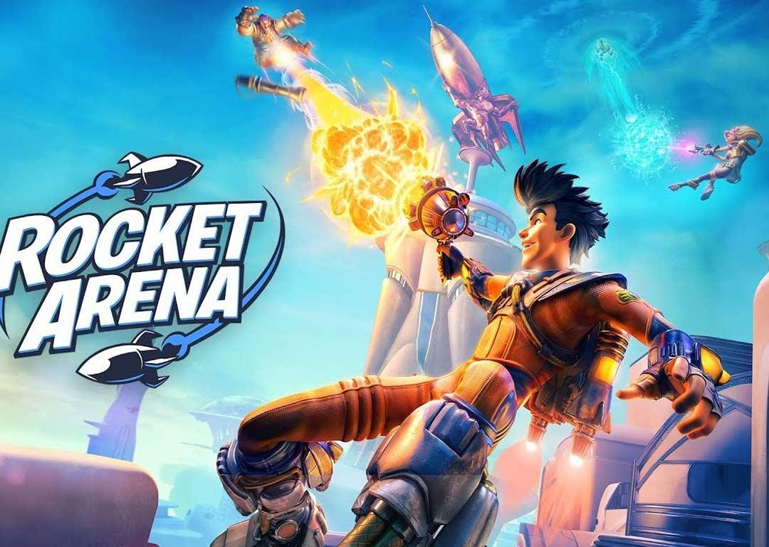معرفی و بررسی بازی هیجانی Rocket Arena