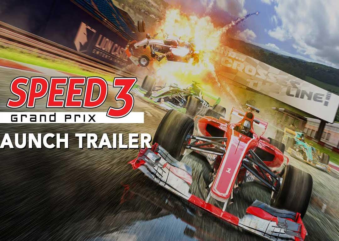 نقد و بررسی بازی هیجانی ماشین سواری Speed 3: Grand Prix