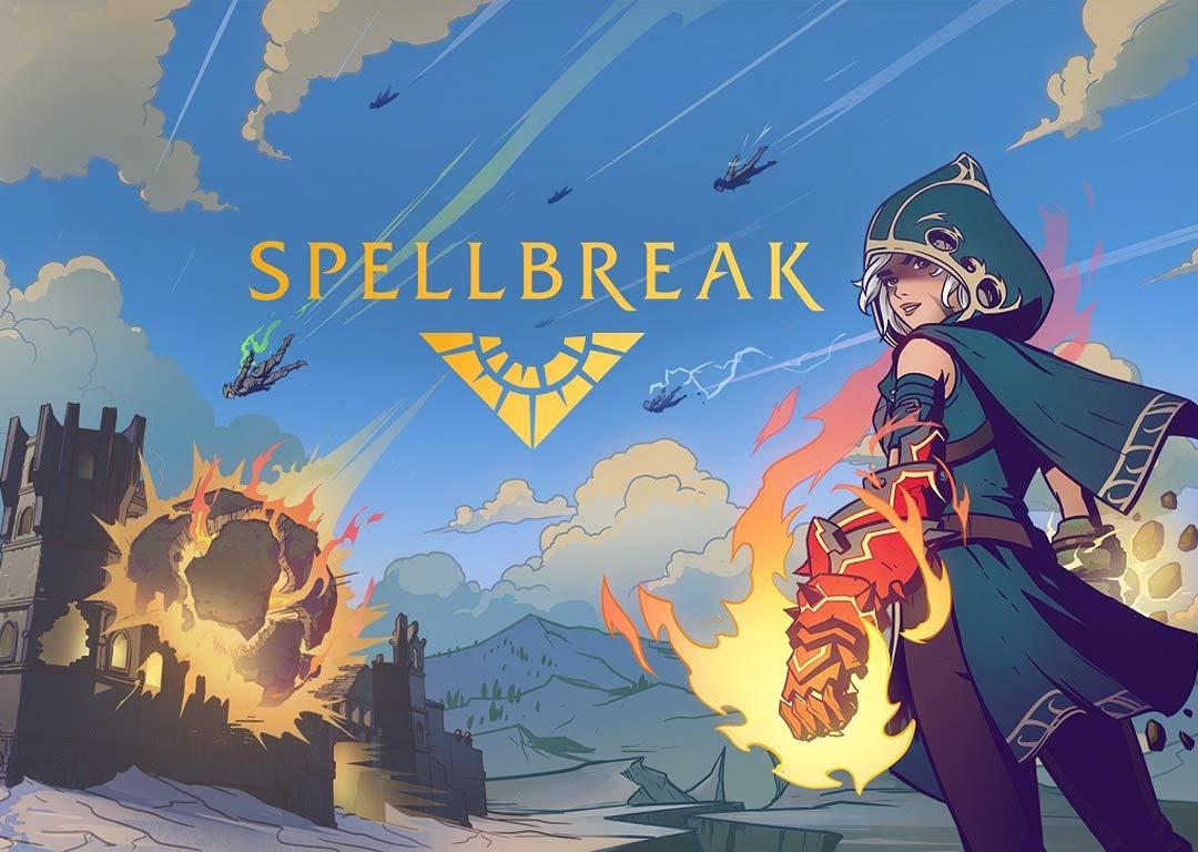 معرفی و بررسی بازی جالب و عالی Spellbreak