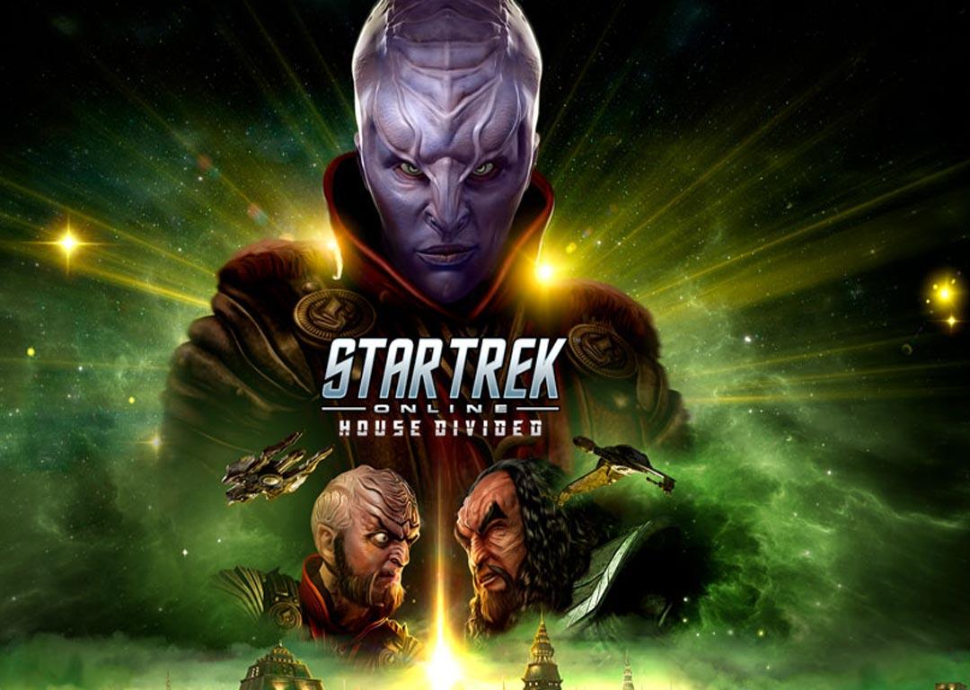بررسی بازی جذاب و آنلاین Star Trek Online | House Divided