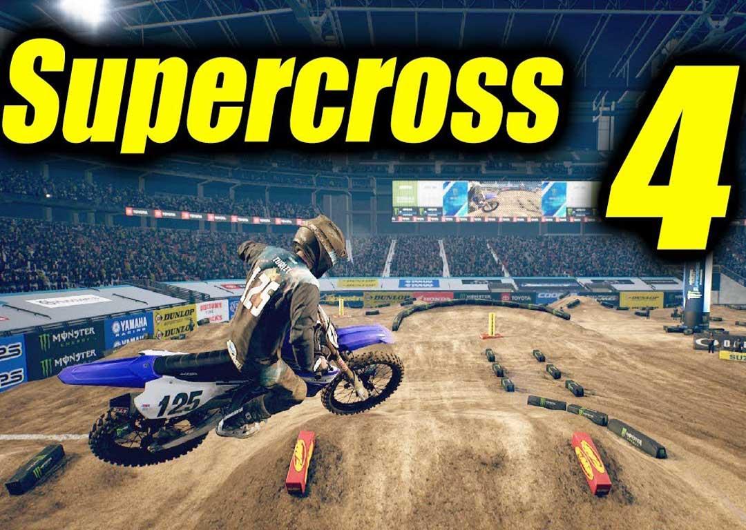 بررسی جدیدترین نسخه بازی موتور آفرودی Supercross 4
