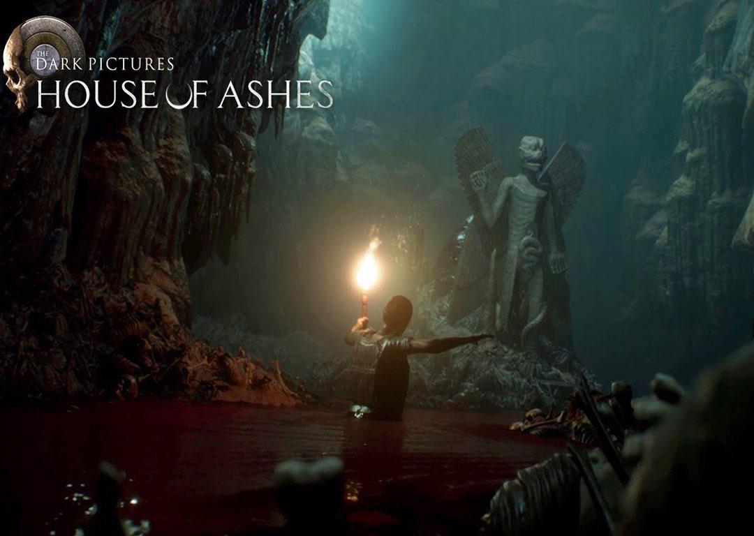 بررسی و نگاهی با داستان بازی The Dark Pictures Anthology: House of Ashes