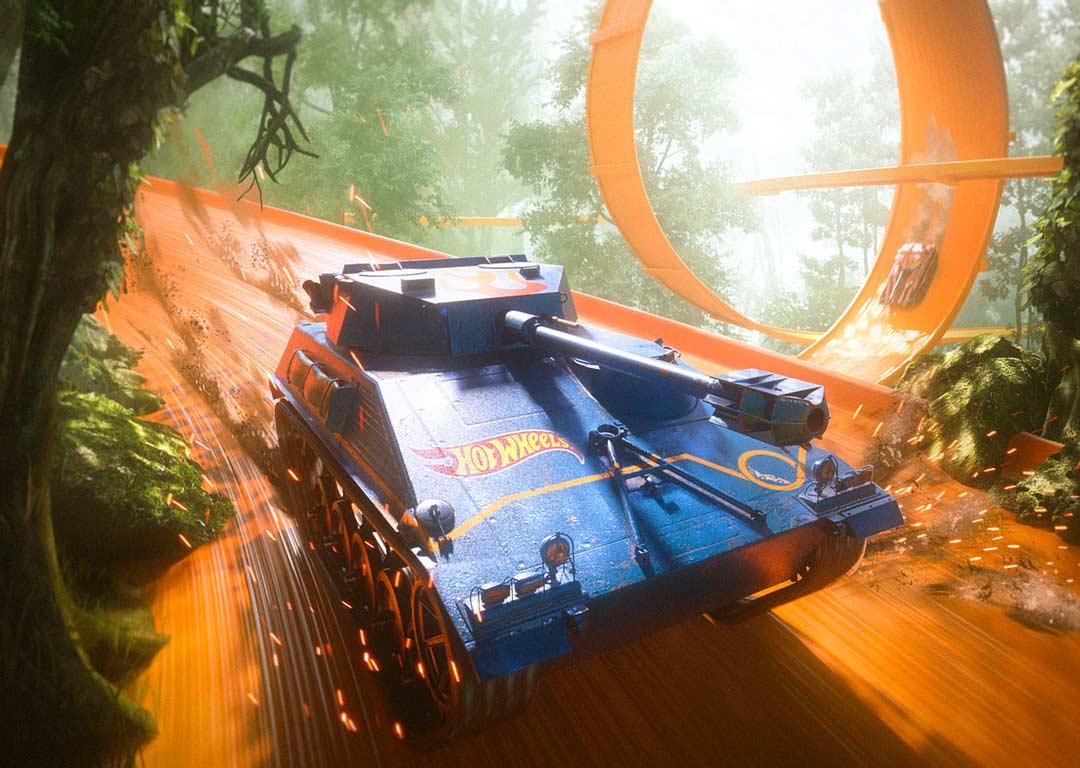 معرفی بازی جذاب و هیجانی World of Tanks: Hot Wheels